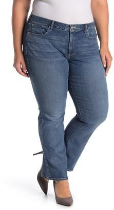 NYDJ Barbara Bootcut Jeans (Petite Plus)