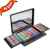 PhantomSky 84 Color Eyeshadow Makeup Palette Cosmetic Contouring Kit - Perfect for Professional and Daily Use by PhantomSky