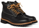 Red Wing Shoes Ice Cutter Leather Boots - Black