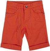 Petit Lem Little Waver Shorts (Toddler/Kids) - Orange-2
