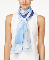 Style&Co. Style & Co. Gemstone Tie-Dyed Wrap, Only at Macy's