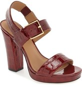 Calvin Klein 'Bette' Block Heel Sandal (Women)