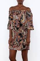Umgee USA Paisley Print Tunic