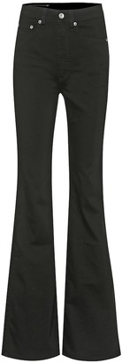 Rag & Bone Jane high-rise flared jeans