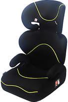 John Lewis High-Back Group 2/3 Booster Car Seat, Black