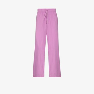 Tekla Organic Cotton Pyjama Trousers