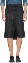 D.gnak By Kang.d 3/4-length shorts