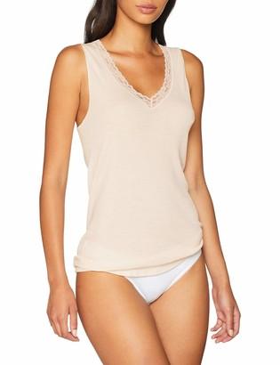 Huber Women's Woolen Elegance Tank Top Undershirt