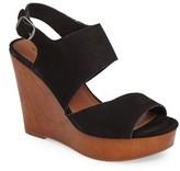 Lucky Brand Women's Lattela Wedge Sandal