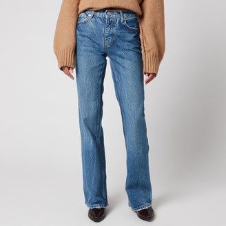 Free People Women's Laurel Canyon Flare Jeans