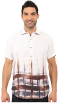 Robert Graham Coves Short Sleeve Woven Shirt