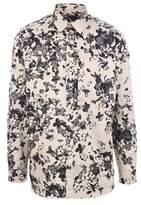 Givenchy Men's Beige Cotton Shirt.