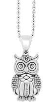 Lagos Women's 'Rare Wonders - Owl' Long Talisman Necklace