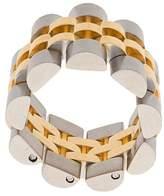 Alexander Wang woven chain ring