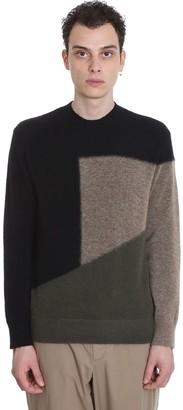 Ermenegildo Zegna Knitwear In Black Wool