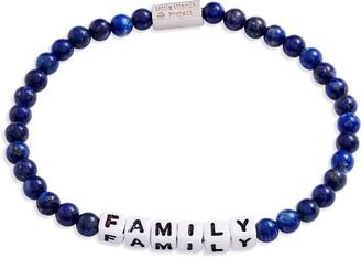 Little Words Project Family Beaded Stretch Bracelet