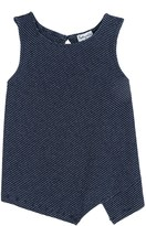 Splendid Little Girl Indigo High Neck Tank