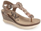 OTBT Women's 'Graceville' Platform Wedge Sandal