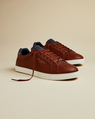 Ted Baker THWALLY Soft leather sneakers