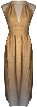 Missoni Beige Lace Dresses