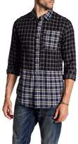 Scotch & Soda Plaid Flannel Shirt