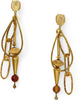 Ralph Lauren Teardrop Dangle Earrings