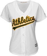 Majestic Women's Oakland Athletics Cool Base Jersey