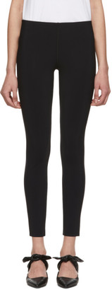 The Row Black Luiza Tech Leggings