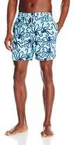 Trunks Tom & Teddy Men's Octopus Board Short Swim