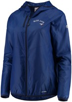 Majestic Women's Royal Toronto Blue Jays Absolute Dominance Full-Zip Jacket