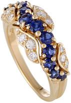 Heritage Oscar Heyman Oscar Heyman 18K 0.75 Ct. Tw. Diamond & Gemstone Ring