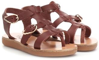 Ancient Greek Sandals Kids Little Grace Kelly Soft sandals