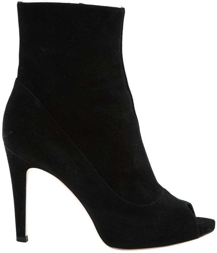 Gianvito Rossi Open toe boots