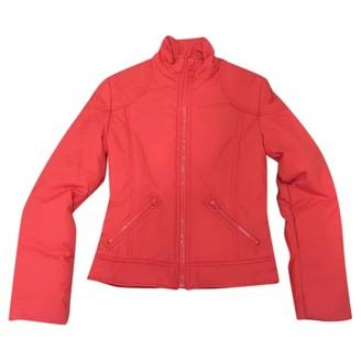 MANGO \N Orange Jacket for Women