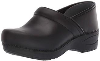Dansko SINGLE SHOE - XP 2.0 (Black Waterproof Pull Up) Women's Shoes