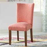 Lainey Parsons Chair Mistana Upholstery Color: Mango Coral