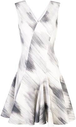 Josie Natori cotton sleeveless dress