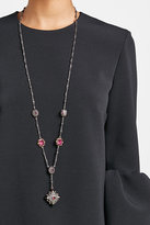 Alexander McQueen Charm Long Necklace