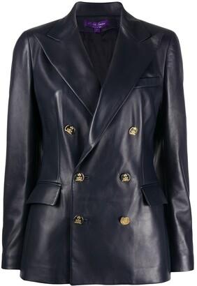 Ralph Lauren Collection Camden double-breasted blazer