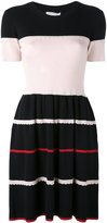 Chinti and Parker colour block dress