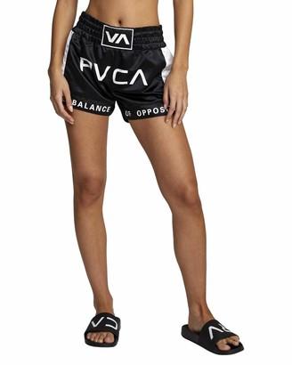 RVCA Women's Muay Thai Short