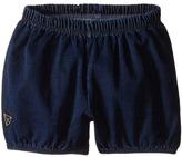 Nununu Denim Yoga Shorts (Little Kids)