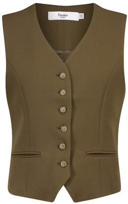 Frankie Shop Buttoned vest