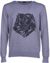 Z Zegna Z-zegna Print Sweater