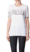 Diesel Faded Logo T-Shirt