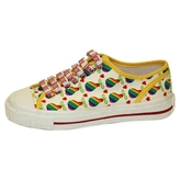 Christian Dior Canvas trainers