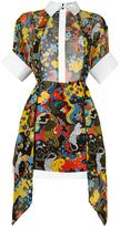 Mary Katrantzou Hayward dress - women - Silk/Cotton/Polyester/Viscose - 8