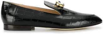Polly Plume embellished loafer shoes