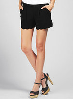 Beatrice Scallop Shorts