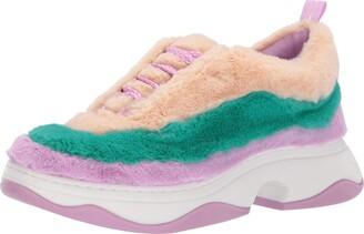 Katy Perry Women's The Fuzz Sneaker